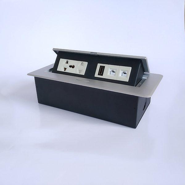 Hộp điện âm bàn
