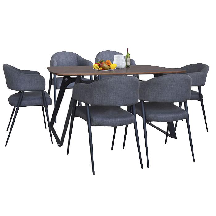 Bộ bàn ghế ăn B64-G64