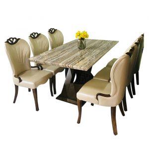 Bộ bàn ghế ănBA148-GA148