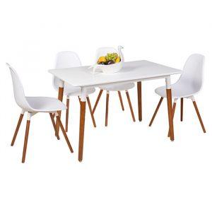Bộ bàn ghế ăn HGB72-HGG72