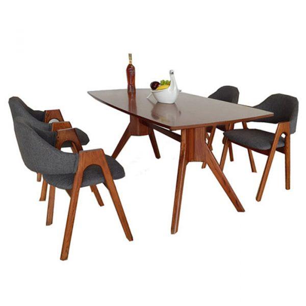 Bộ bàn ghế ăn HGB79A-HGG79