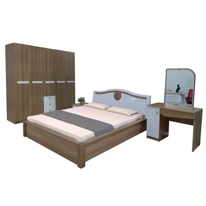Bộ giường tủ phòng ngủ GN401
