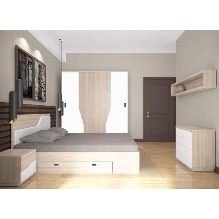Bộ giường tủ phòng ngủ GN302