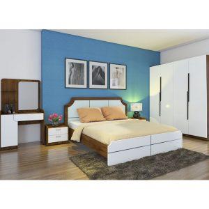 Bộ giường tủ phòng ngủ GN305